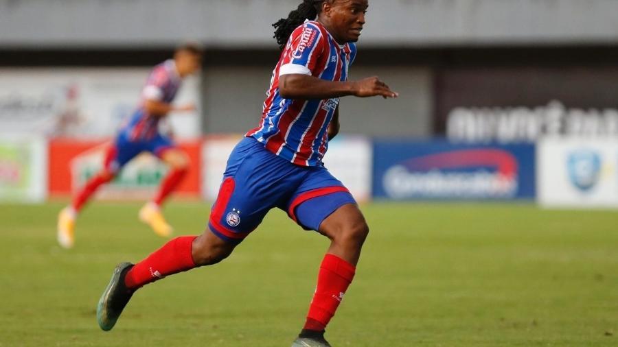 Daniel Cruz está na mira do Vasco - Felipe Oliveira/EC Bahia