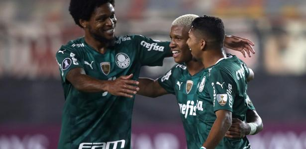 Palmeiras prolonga série recorde de visitante da Libertadores