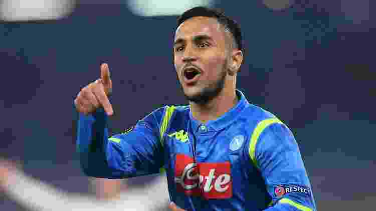 Adam Ounas (Napoli) - Getty Images - Getty Images