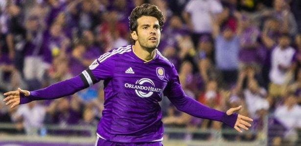 Orlando City, de Kaká, faz campanha ruim na MLS