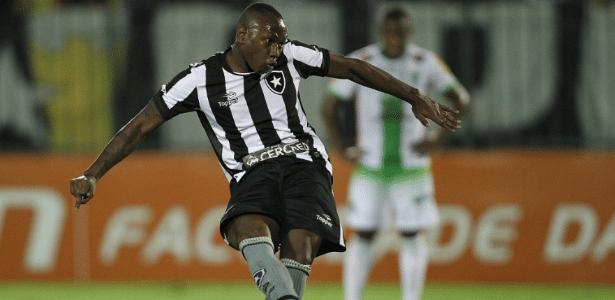 Sassá é um dos destaques do Botafogo no ano