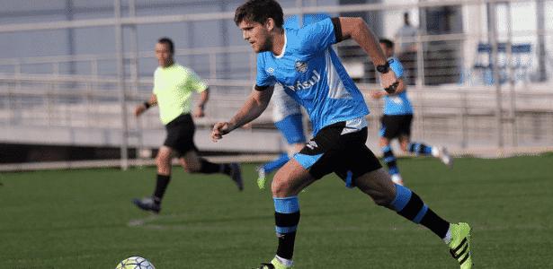 Walter Kannemann lembrou sequência de jogos para comemorar mudança em horário - Rodrigo Rodrigues/Grêmio