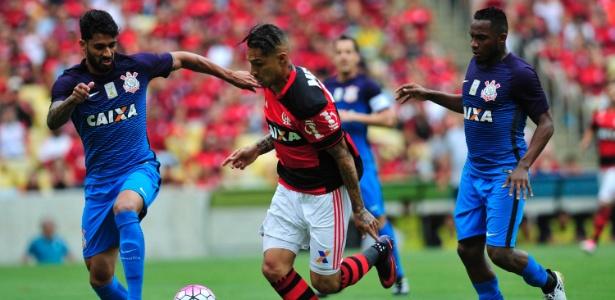 Corinthians e Flamengo serão denunciados por briga de torcedores no Maracanã