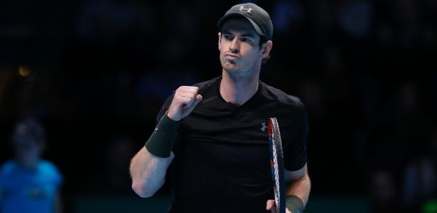 Murray se garante na semifinal das Finais da ATP - Reuters / Paul Childs