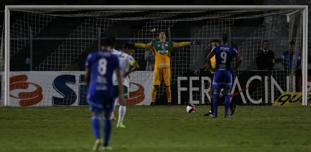 No encontro da primeira fase, Ponte venceu o Palmeiras com gol de Pottker