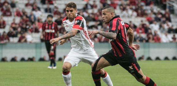 Lateral Sidcley disputou 35 partidas no último Campeonato Brasileiro - Cleber Yamaguchi/AGIF