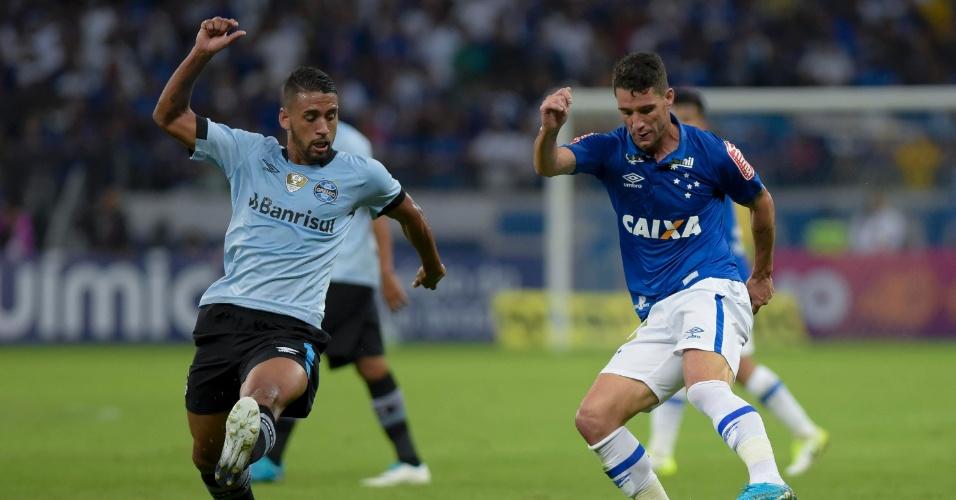 Em jogo de 6 gols, Grêmio cede empate ao Cruzeiro e perde ...