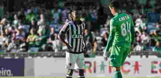 Cazares deve ser titular do Atlético-MG no duelo com o Tupi, pelo Mineiro  - Cleber Yamaguchi/AGIF