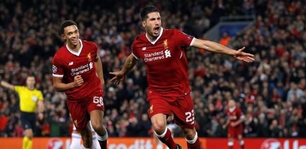 O contrato de Emre Can com o Liverpool termina no meio deste ano