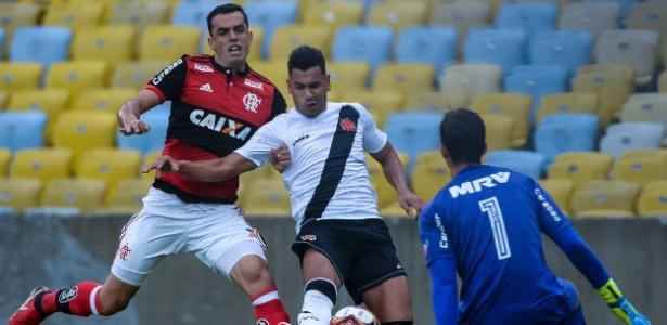 Vasco empatou com o Fla em seu último jogo antes da Libertadores