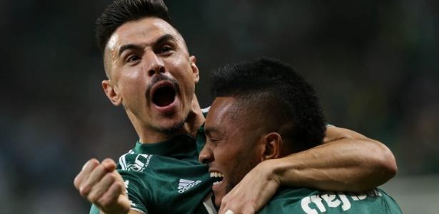 Willian deve ser novamente o substituto de Borja na função de centroavante - Cesar Greco/Ag Palmeiras/Divulgação