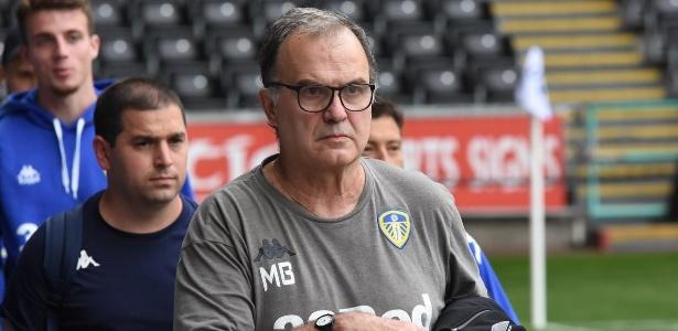 Bielsa se defendeu e prometeu colaborar com as investigações - Site oficial do Leeds United
