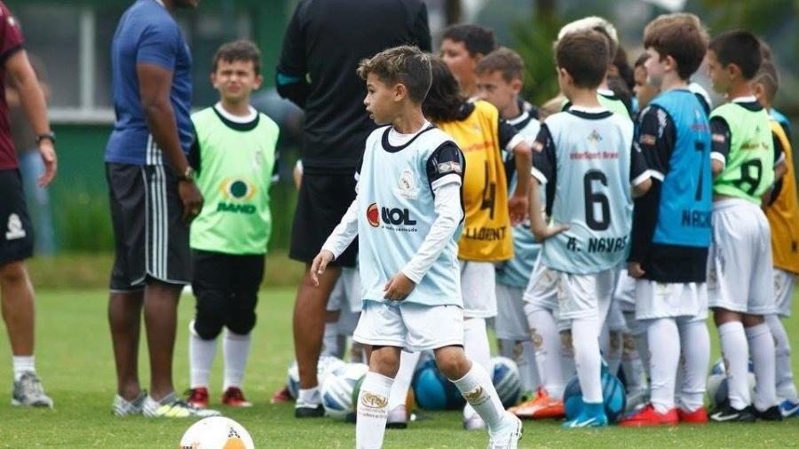 Real Madrid e UOL promovem torneio de futebol para crianças em SP ... 9649ad8d0c60d