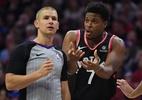 Árbitros da NBA vão interagir com torcedores no Twitter durante jogos