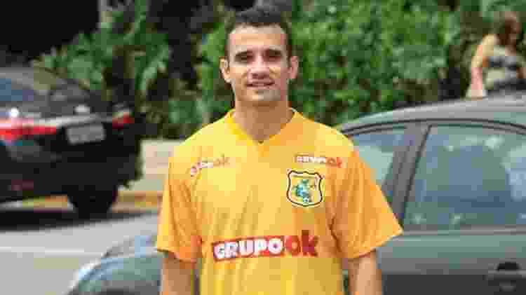 Divulgação/BrasilienseFC.com.br