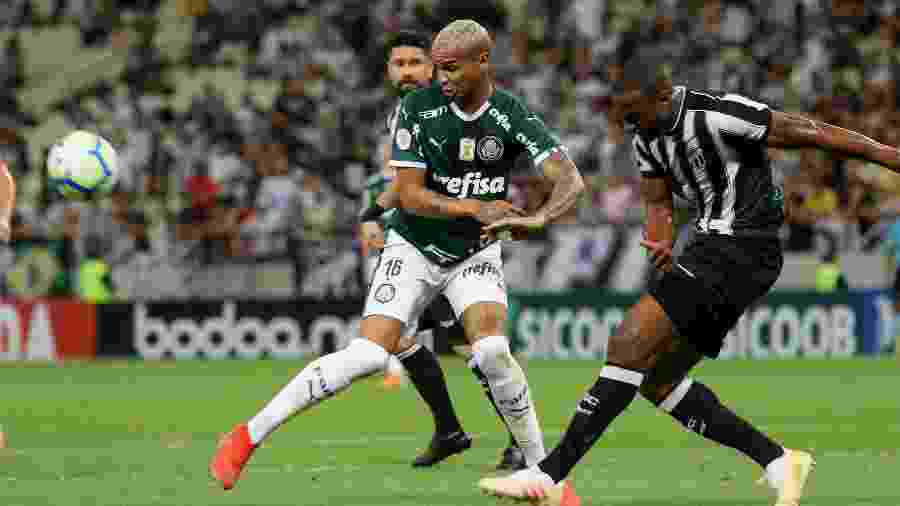 No primeiro turno, Ceará venceu o Palmeiras por 2 a 0 no Castelão - Pedro Chaves/AGIF