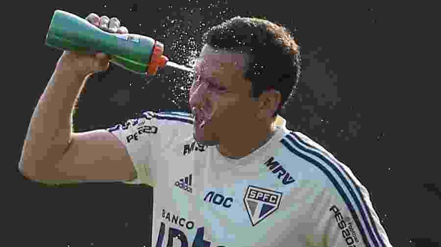 Atacante se recupera de grave lesão e retoma titularidade no São Paulo - Marcello Zambrana/AGIF