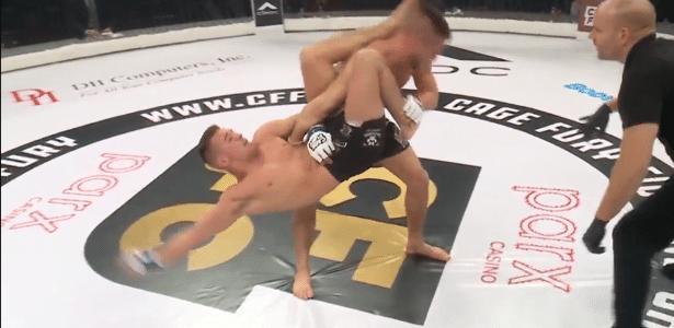 MMA | Rival enverga braço de lutador em duelo nos EUA; veja