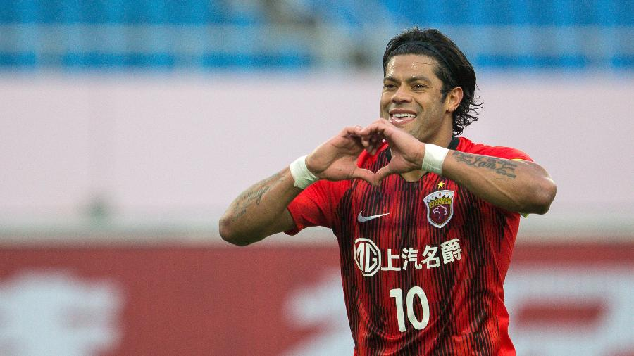 Hulk deixou o chinês Shanghai SIPG no fim do ano e busca clube para 2021 - Yifan Ding/Getty Images
