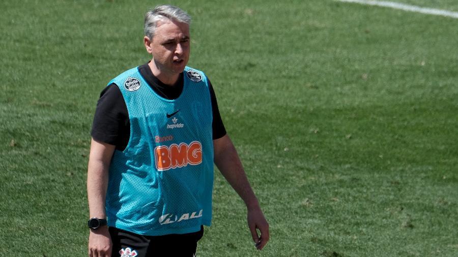 Tiago Nunes faz mistérios em escalação e Corinthians pode ter 4 mudanças