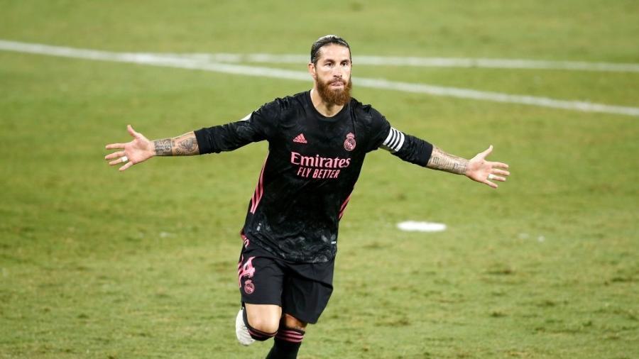 Zagueiro sentiu uma dor no joelho esquerdo e deve ser poupado para o clássico contra o Barcelona - Fran Santiago/Getty Images