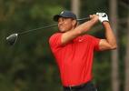 Fraturas, contusões e laceração da mandíbula: O laudo médico de Tiger Woods - Mike Ehrmann/Getty Images/AFP
