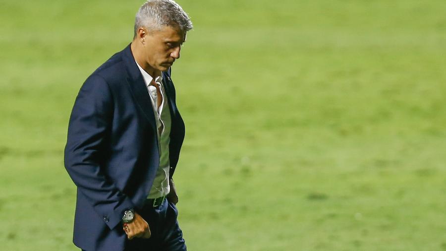 Hernán Crespo é o técnico do São Paulo em 2021 - Marcello Zambrana/AGIF