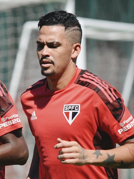 Luciano tem contrato com o São Paulo até dezembro de 2022 - Divulgação/São Paulo