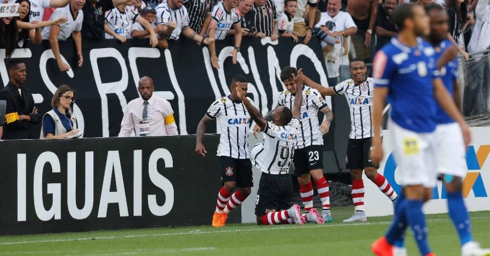 Fotos Série A Corinthians X Cruzeiro 23082015 Uol