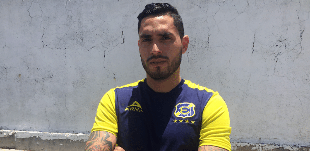 uruguaio Braian Rodríguez é anunciado pelo Everton, do Chile