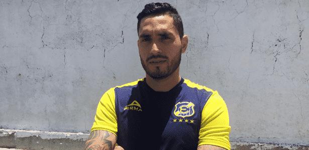 uruguaio Braian Rodríguez é anunciado pelo Everton, do Chile - Divulgação/Everton