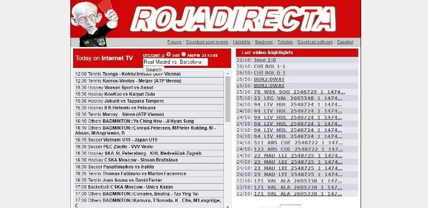 Justiça já havia pedido fechamento do Roja Directa em 2015
