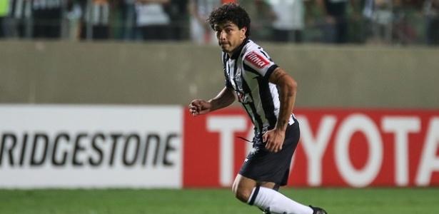 Luan deve ser titular do Atlético-MG no confronto com o Botafogo, pela Copa do Brasil