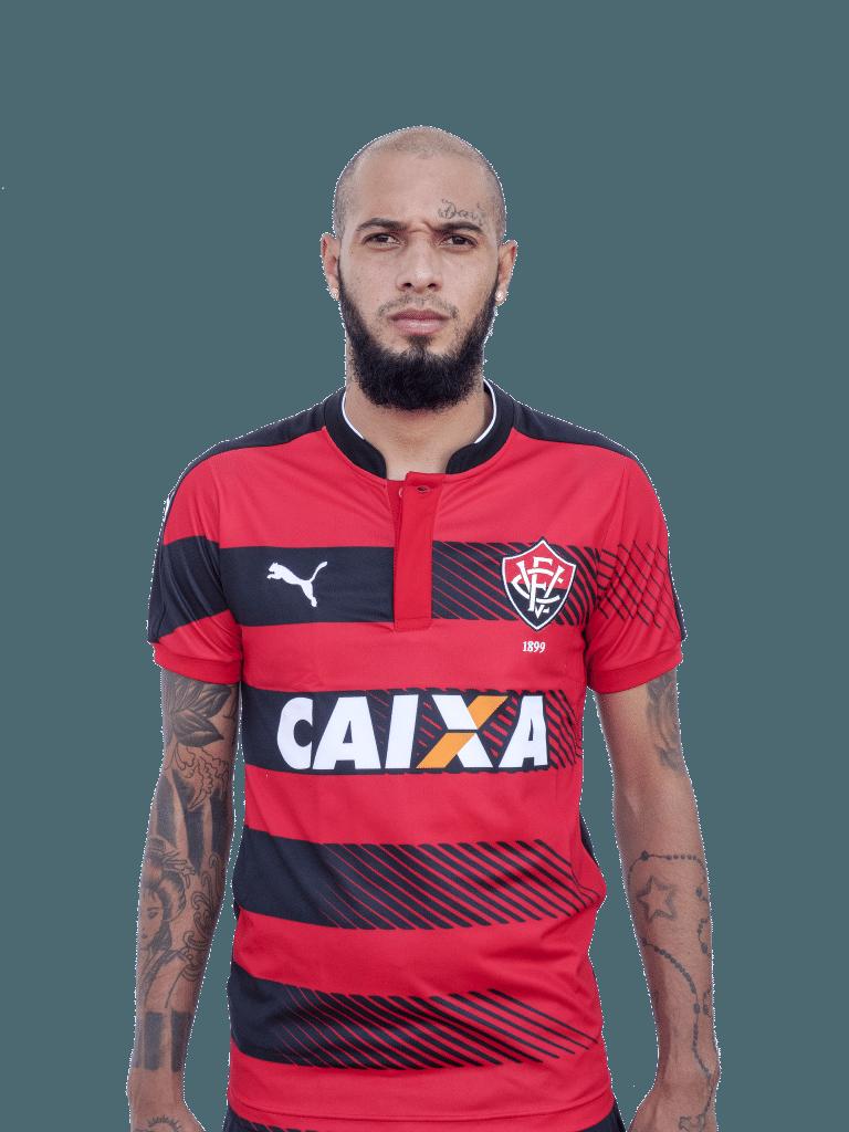 Paulinho, atacante do São Paulo