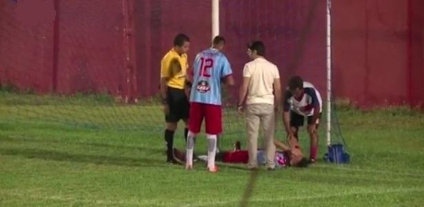 Súmula do jogo entre 4 de Julho e River-PI, pela Copa Piauí
