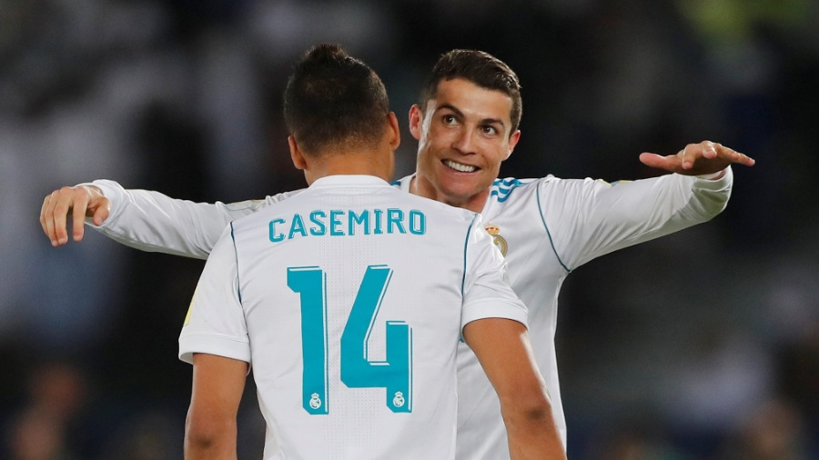 Herói do título mundial, Cristiano Ronaldo foi poupado do treinamento desta terça-feira - REUTERS/Amr Abdallah Dalsh