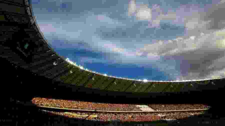 Governador Romeu Zema (Novo) pensa em fechar estádio de Minas Gerais para o público até o ano que vem - Marcus Desimoni/UOL