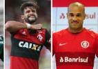Procura-se um artilheiro! Brasileiro começa com crise de homens-gol - AGIF/Flamengo/Internacional