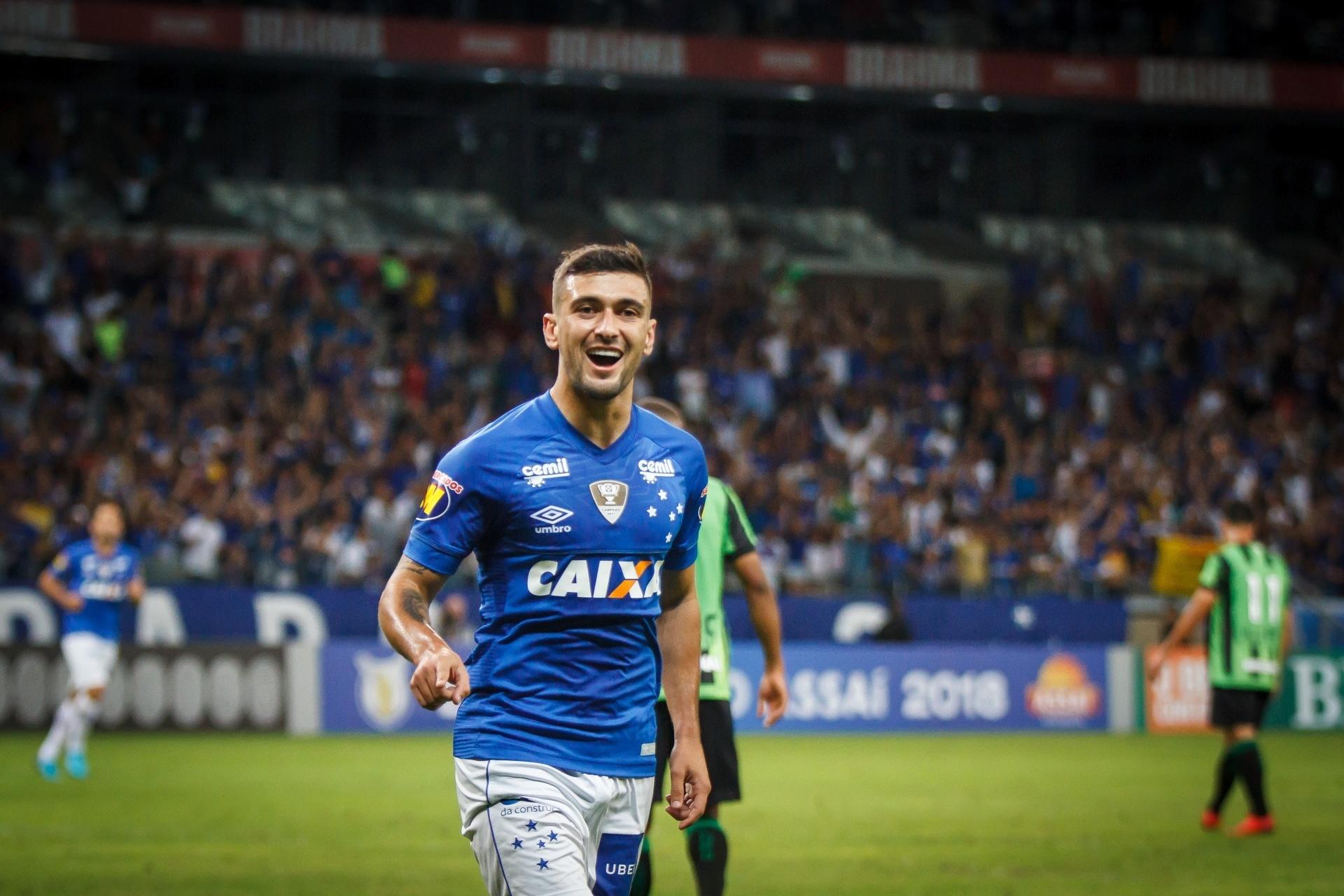 68a93a617d Fla fecha com Arrascaeta em maior compra da história do futebol brasileiro  - Esporte - BOL