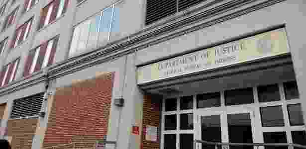 Metropolitan Detention Center, em Nova York, detém Marin a 11km da seleção - Pedro Lopes/UOL