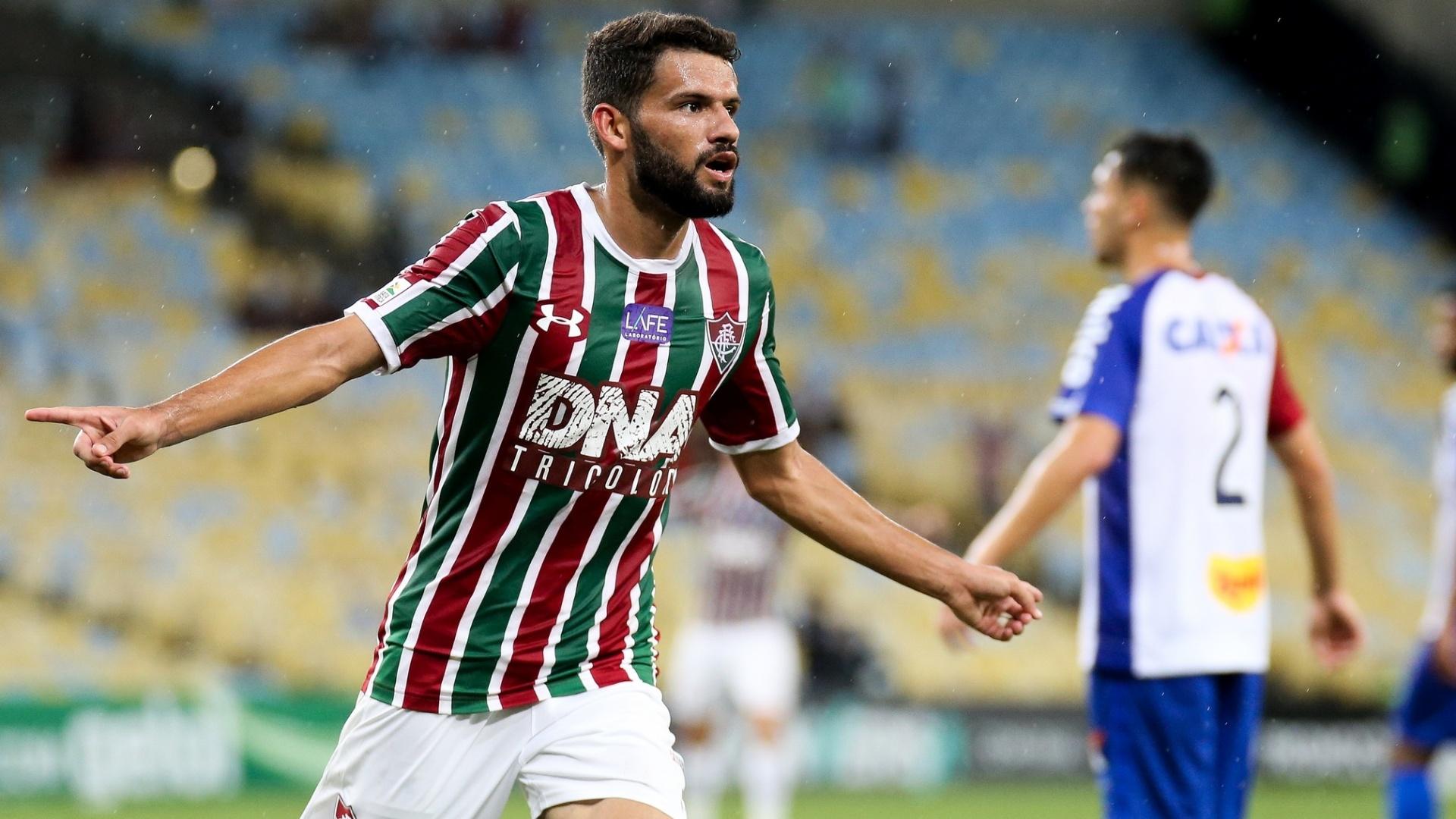 Fluminense acerta patrocínio com aplicativo de entregas para a camisa -  Esporte - BOL cb2fc1f8778e0