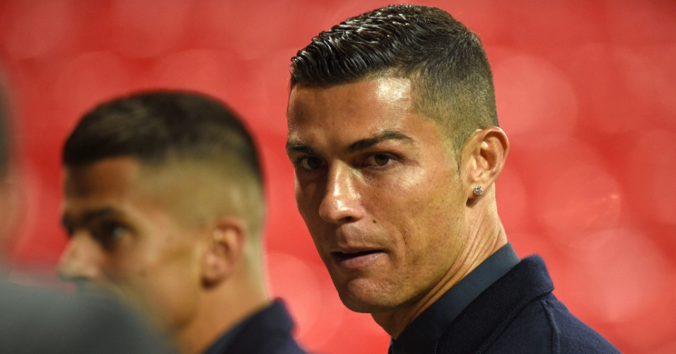Cristiano Ronaldo concedeu entrevista na véspera de Manchester United x Juventus
