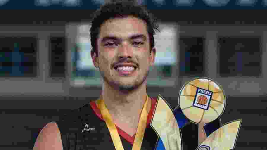 Arthur Costa Rodrigues, atleta de handebol de areia, morreu na última quarta-feira - Reprodução/Twitter