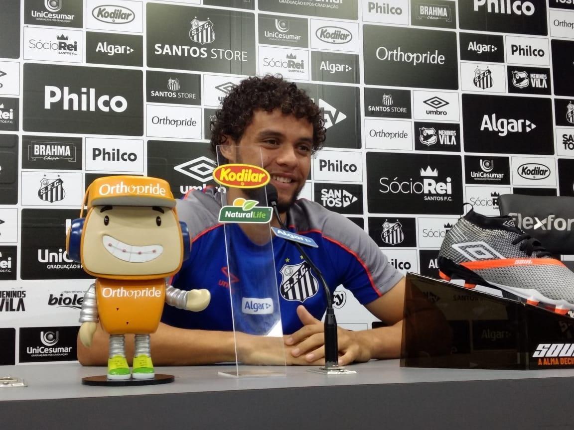 bdba5d7d91 Santos  Ferraz rechaça clássico especial contra o time