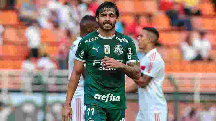 Ricardo Goulart Palmeiras São Paulo - Ale Cabral/Agif