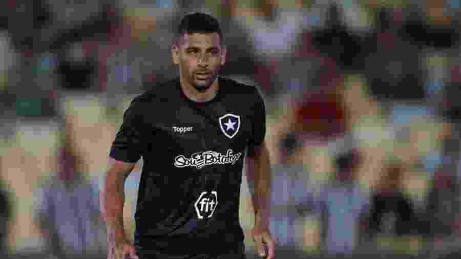 Diego Souza desfalcará o Botafogo contra São Paulo na primeira rodada do Brasileiro por questão contratual - Divulgação