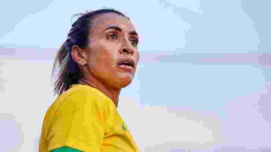 Marta não está na nova atualização da Copa do Mundo feminina no FIFA 19 - Jose Breton/NurPhoto via Getty Images