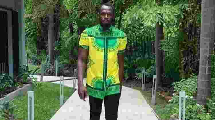 Usain Bolt celebra a independência da Jamaica no maior estilo - Reprodução/Instagram