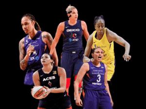 Divulgação WNBA