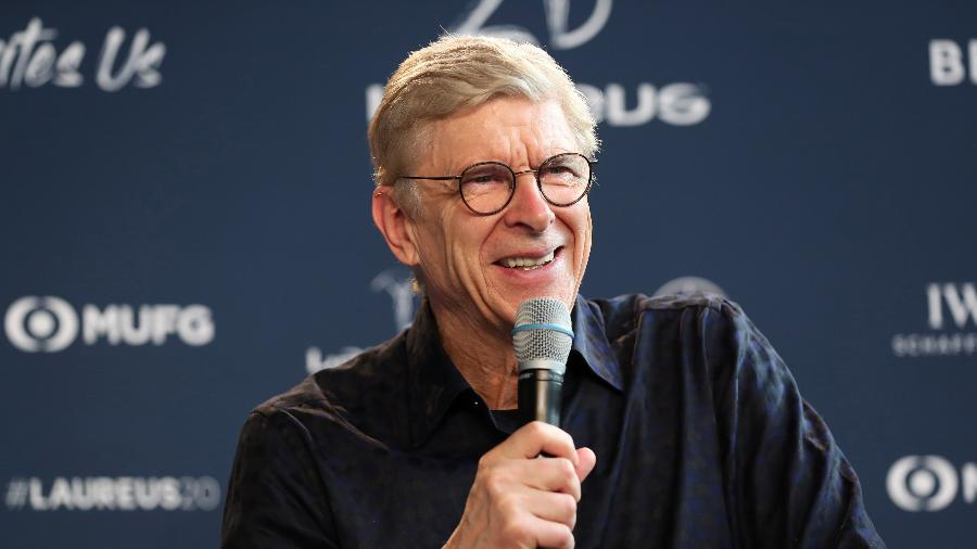 Arsene Wenger falou que recusou convites do Real Madrid - Boris Streubel/Getty Images for Laureus
